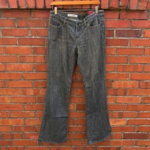 Denim - Express X2 W10 Flare Leg Jeans